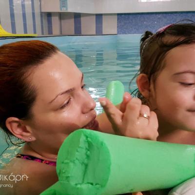 Special Baby Swimming - Ειδική Βρεφική Κολύμβηση - Εκπαιδευτικό σεμινάριο Διεθνούς Πιστοποίησης Birthlight - Μάιος 2017 - Θεσσαλονίκη