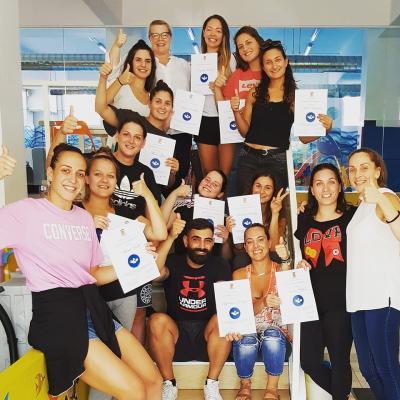 Το πρώτο σεμινάριο Baby Swimming Birthlight στην ελληνική γλώσσα!!!