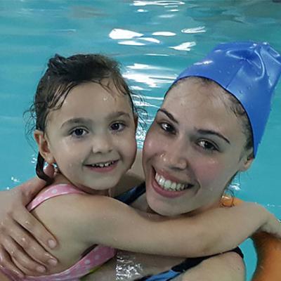 Toddler Swimming - Νηπιακή Κολύμβηση - Εκπαιδευτικό σεμινάριο Διεθνούς Πιστοποίησης Birthlight - Απρίλιος 2018 - Θεσσαλονίκη