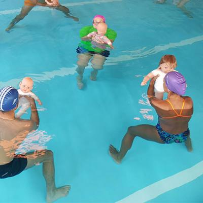 Baby Swimming επίπεδο 2 - Βρεφική Κολύμβηση - Εκπαιδευτικό Σεμινάριο Διεθνούς Πιστοποίησης Birthlight - Μάρτιος 2018 - Θεσσαλονίκη