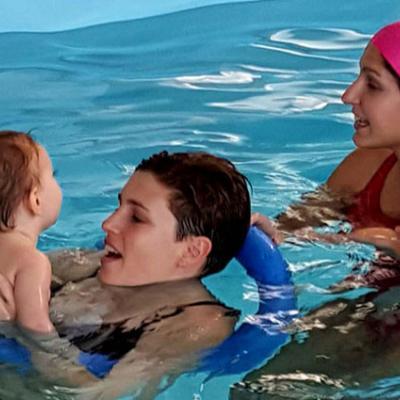09-11 Μαρτίου 2018 - Baby Swimming Επίπεδο 1 - Βρεφική Κολύμβηση - Εκπαιδευτικό Σεμινάριο Διεθνούς Πιστοποίησης Birthlight - Θεσσαλονίκη