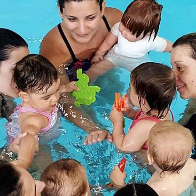Baby Swimming Επίπεδο 2 | 11-12 Απριλίου 2020 | Αθήνα Εκπαιδευτικό Σεμινάριο Διεθνούς Πιστοποίησης Birthlight