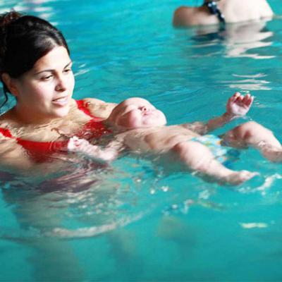 Baby Swimming Επίπεδο 2 - Βρεφική Κολύμβηση - Εκπαιδευτικό Σεμινάριο Διεθνούς Πιστοποίησης Birthlight - Αθήνα 2016