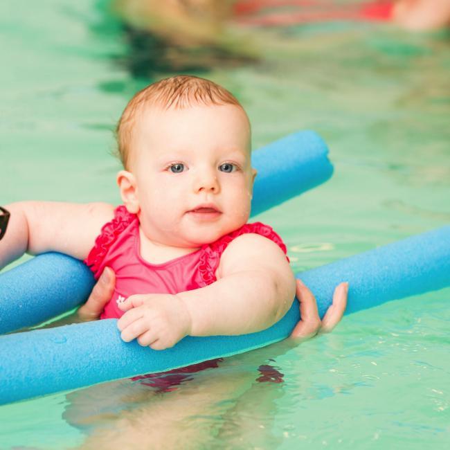 Σεμινάριο Baby Swimming part 2
