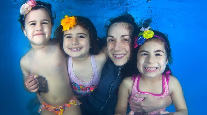 Κολύμβηση για παιδιά από 4 ετών