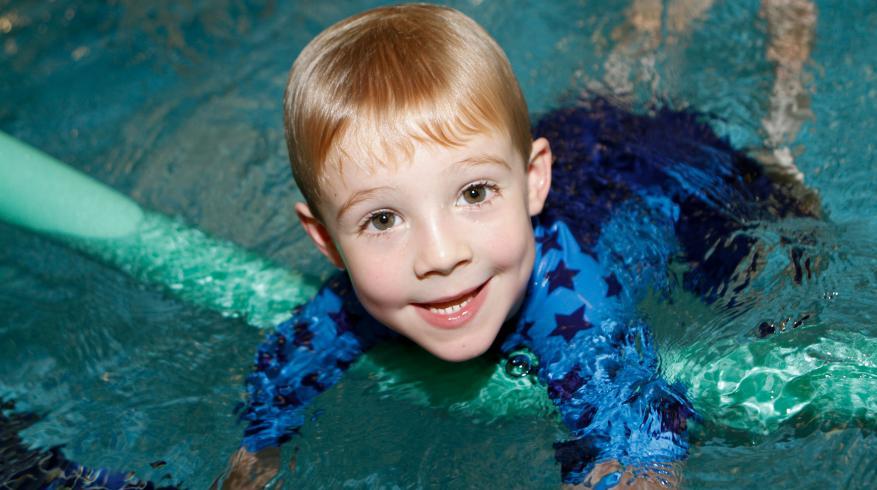 Σεμινάριο Νηπιακής Κολύμβησης